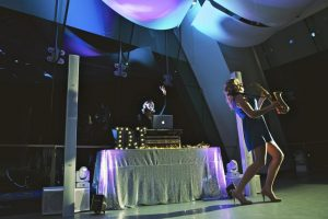 Book A DJ With Saxophone